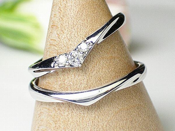 結婚指輪はプラチナ?実はホワイトゴールドもおすすめなんです!のサムネイル画像