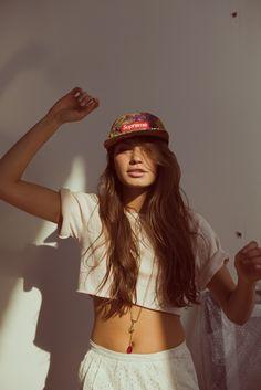 【ベースボールキャップ】女子的!ニューエラキャップのかぶり方!のサムネイル画像