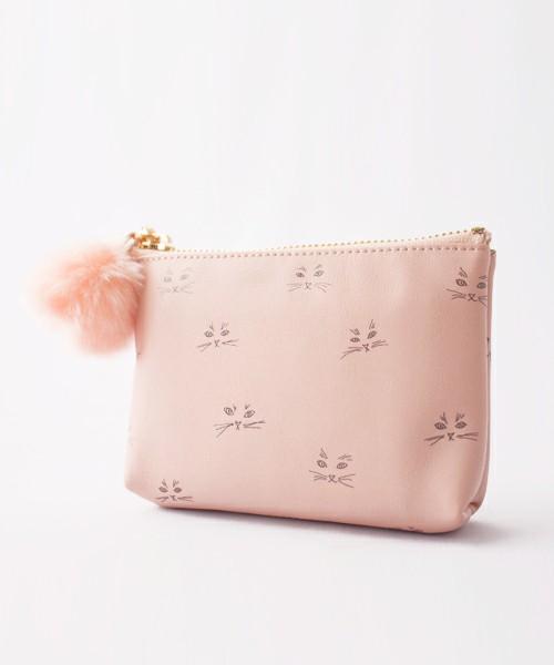 女の子が大好き!魔法の色ピンクを使ったポーチで鞄の中もかわいく♪のサムネイル画像