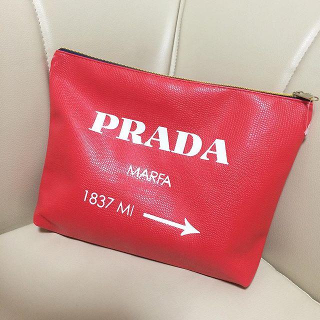 【ハイブランドバッグの定番】クラッチバッグはプラダがオシャレのサムネイル画像
