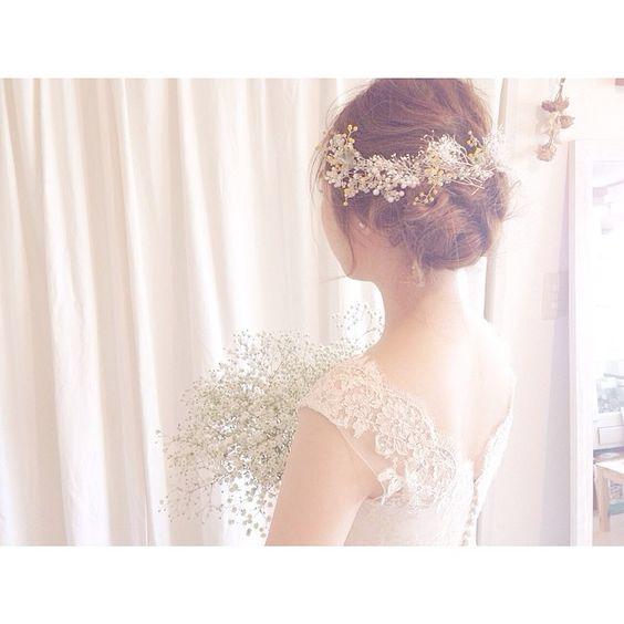 芸能人プロデュースのウェディングドレスはこんなにステキ!のサムネイル画像