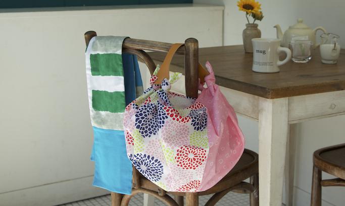 浴衣をリメイクして可愛いファッションアイテムを作ってみようのサムネイル画像