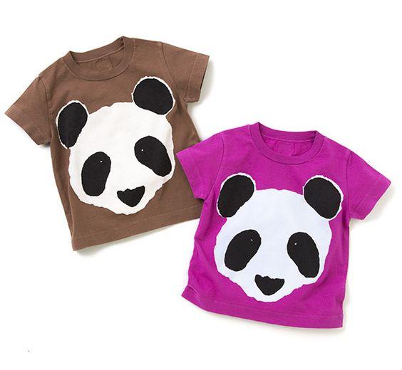 ゆるりとかわいいパンダTシャツ 個性派から和み系まで大集合!のサムネイル画像