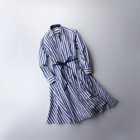 使い方で雰囲気も一変!ロングシャツワンピースの魅力をご紹介♡のサムネイル画像
