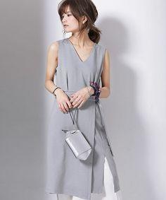 色んなシーンに活躍する服♡人気のワンピを自分らしく着こなそう!のサムネイル画像