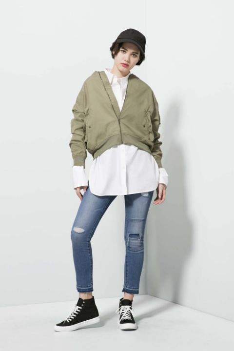 マストアイテム!欲しくなる、人気のGUのジーンズ事情を特別に公開!のサムネイル画像