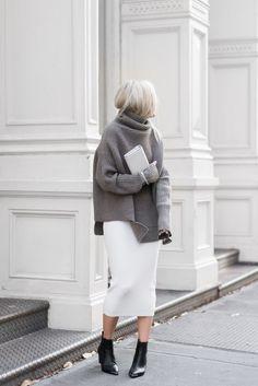 ポイントは抜け感!タイトスカートで作る♡大人可愛いコーデのサムネイル画像