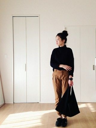 20代女子におすすめ!レディースのおしゃれな秋冬コーデ特集のサムネイル画像