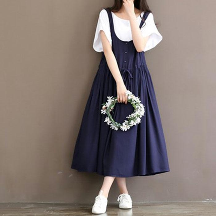 もう春間近!おしゃれでかわいいワンピースで春を楽しもう♡のサムネイル画像