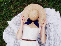 これから迎える夏☆夏のおしゃれは【ストローハット】で決まり♡のサムネイル画像