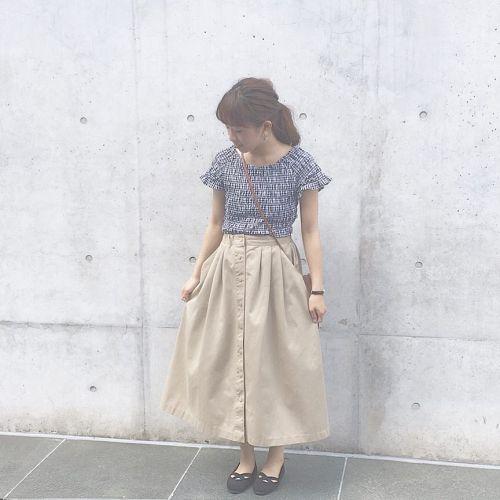 《チノスカート×〇〇》で最新のワタシにアップデートしちゃおう♡のサムネイル画像