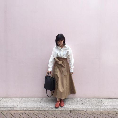 秋仕様もとっても可愛い♡大人気《巾着バッグ》のおすすめ4選!のサムネイル画像