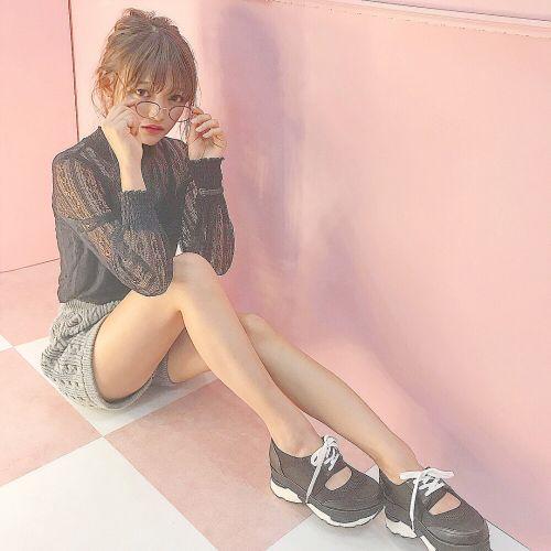 脚の長さ+10cm!?韓国アイドルのような美脚になれる《詐欺コーデ》♡のサムネイル画像