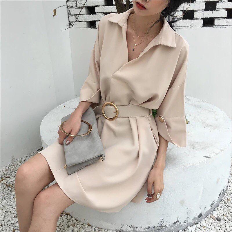 【話題の韓国ファッション】秋冬ワンピースのアイテム&コーデ特集のサムネイル画像