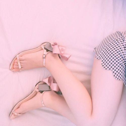 #maylaclassicで今すぐ検索!《体温が2℃あがる靴》で甘さをプラス♡のサムネイル画像