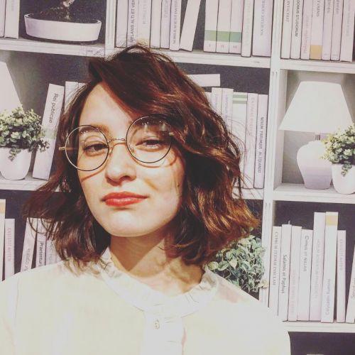 秋はやっぱり♡自分に似合うメガネを見つけて《メガネ女子》に!のサムネイル画像