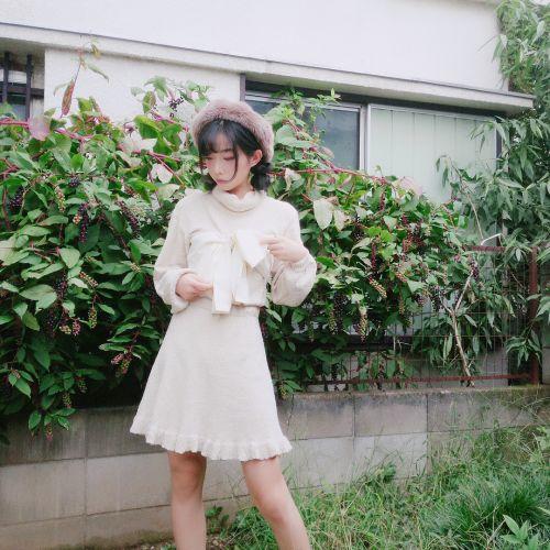 女子のあこがれ♡【merryjenny】のニットがかわいすぎる!のサムネイル画像