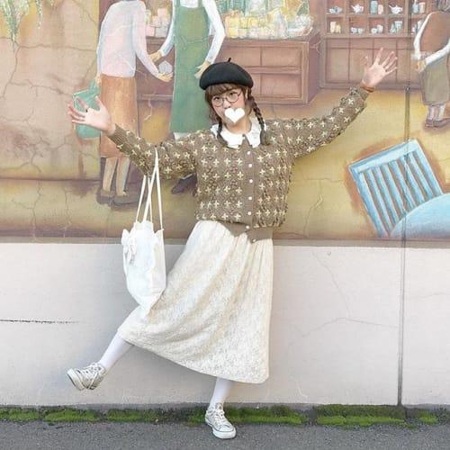 足?いいえ、脚からオシャレを取り入れる♡魅せる【タイツコーデ】のサムネイル画像