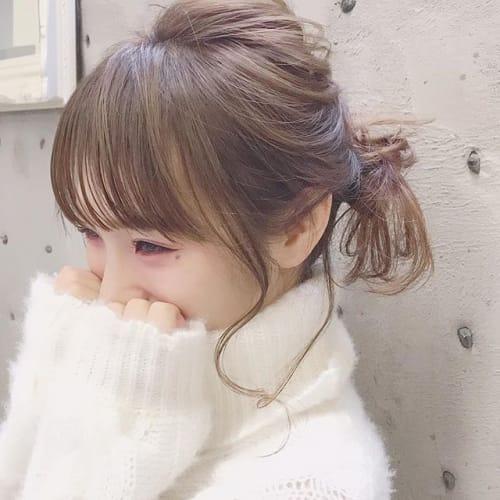 =+αでオシャレ見せ♡【ニット×アクセ】小物で顔周りを華やかに!のサムネイル画像