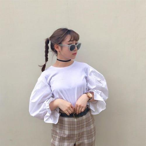 「3つのスカート」で作る!秋冬【韓国っぽコーデ】に一目惚れ♡のサムネイル画像