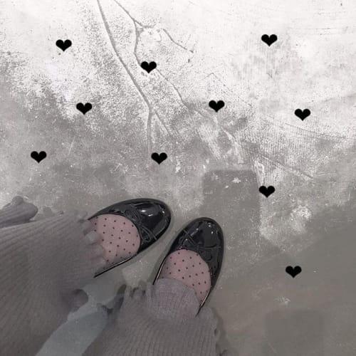 マンネリはNG!冬も【チラ見せソックス】でオシャレにアクセント♡のサムネイル画像