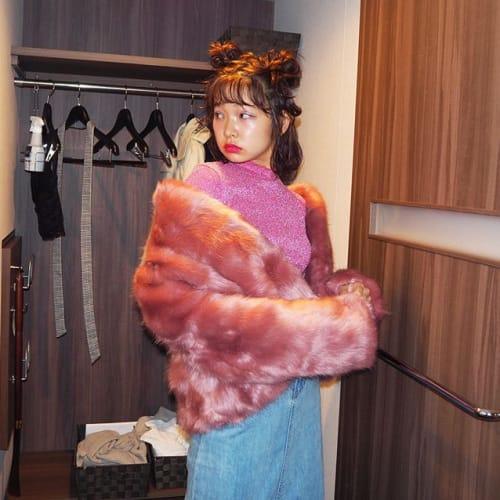 ボリューミィで魅力的♡シーン別!今すぐ欲しい【ファーコート】のサムネイル画像