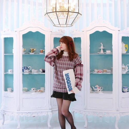 冬でもミニが履きたいの♡おしゃれさんの冬の【足元コーデ】特集!のサムネイル画像