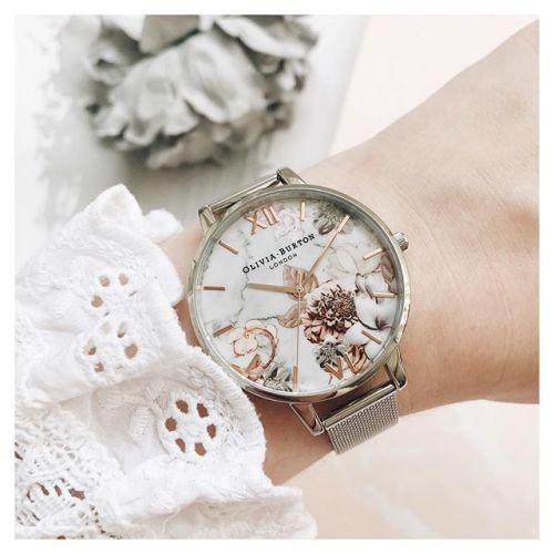 手元に花を♡【OLIVIA BURTON】の腕時計がカレンすぎ!のサムネイル画像