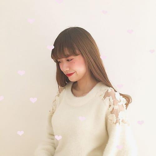 """冬だって""""肌見せ""""がカワイイ♡部分別【透け冬トップス】3連発!のサムネイル画像"""