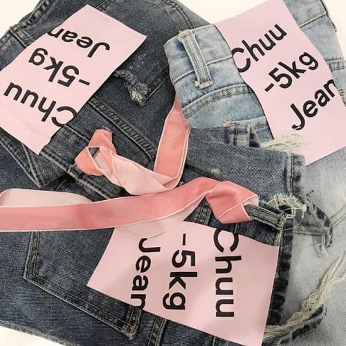 スリムフィットが叶う!モデル直伝の即買い【細見えジーンズ】♡のサムネイル画像
