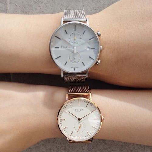 プレゼント用に刻印も!カスタム時計の【knot】が高品質すぎる♡のサムネイル画像