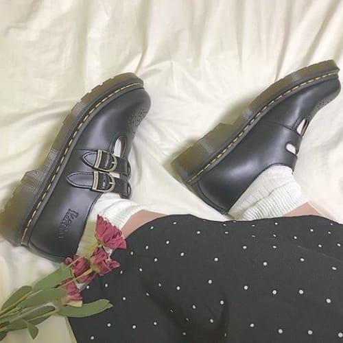 オシャレ女子がこよなく愛す♡ 【メリージェーン】って、こんな靴!のサムネイル画像