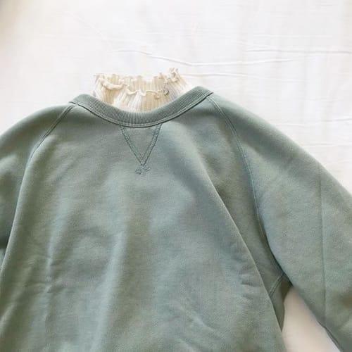 この冬最後の買い足しにいかが♡ユニクロ【メンズスウェットシャツ】のサムネイル画像