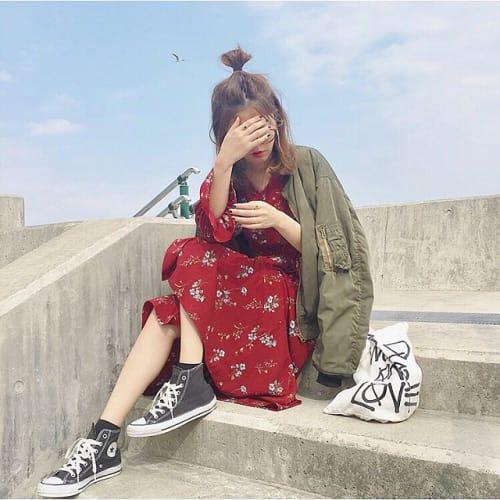 春のモテ服は【ワンピ】1択! トレンドワンピを一足先にチェック♡のサムネイル画像