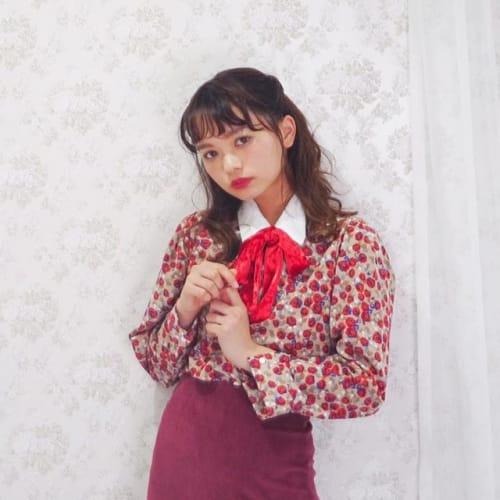 憧れのフレンチビンテージ♡【mellowneon】でプチプラコーデのサムネイル画像