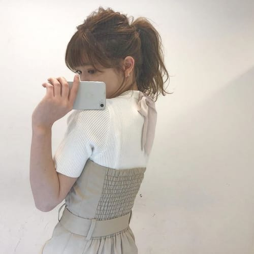 360°愛されよう♡これからは【背中】にファッションポイントを!のサムネイル画像