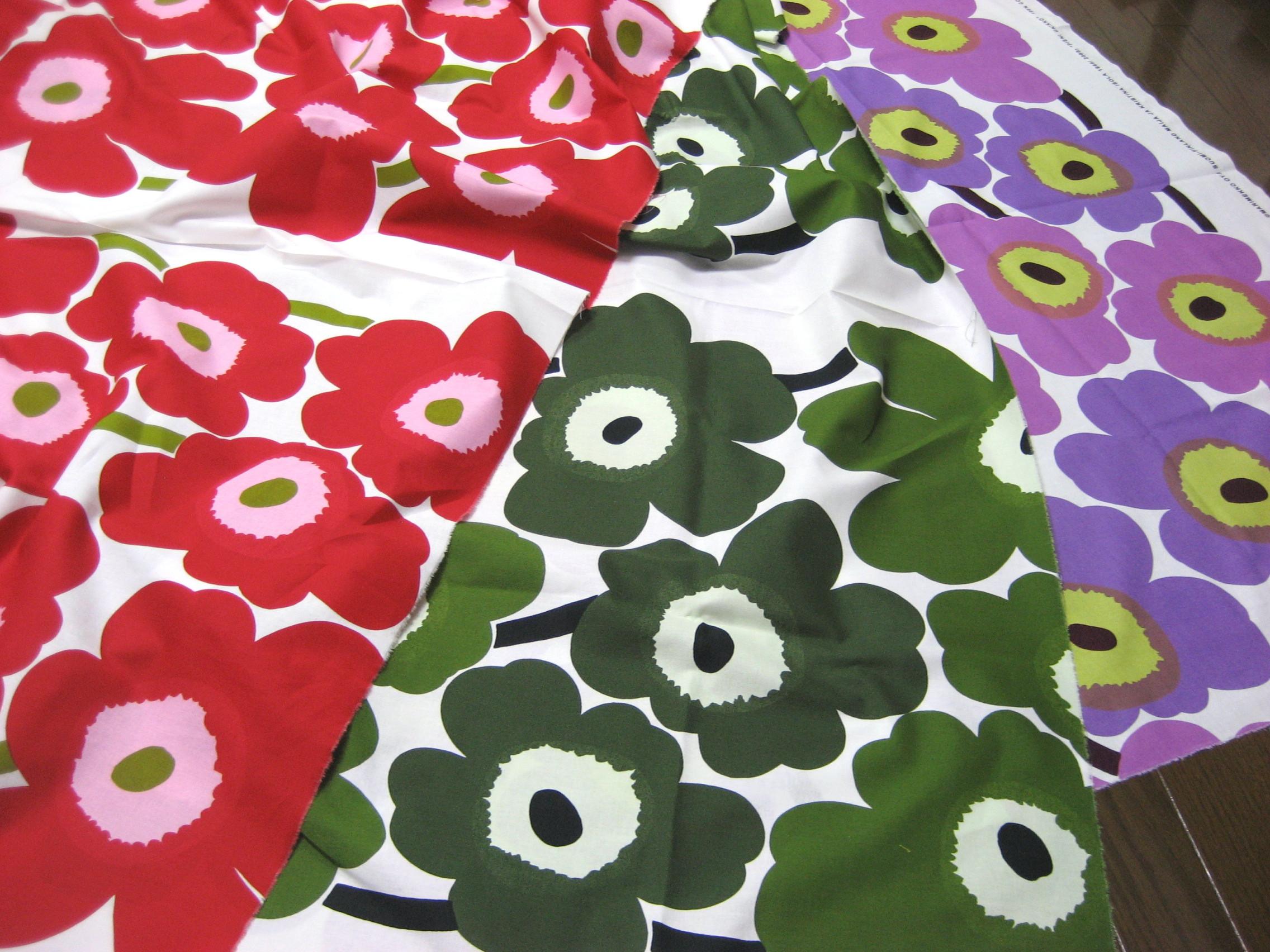 マリメッコに囲まれたい!大きなお花、ウニッコ柄アイテムまとめ!のサムネイル画像