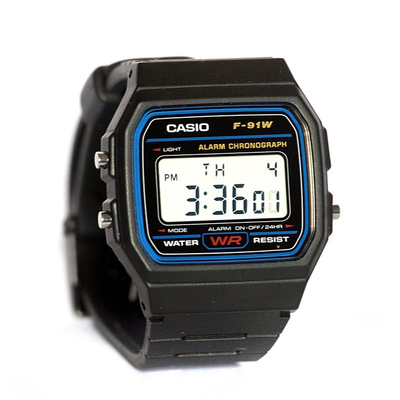 腕時計でキメる!スポーツ選手には欠かせない腕時計について!のサムネイル画像