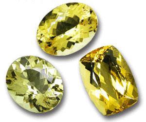 見ているとパワーがわいてきそう!明るく力強い黄色の宝石まとめのサムネイル画像