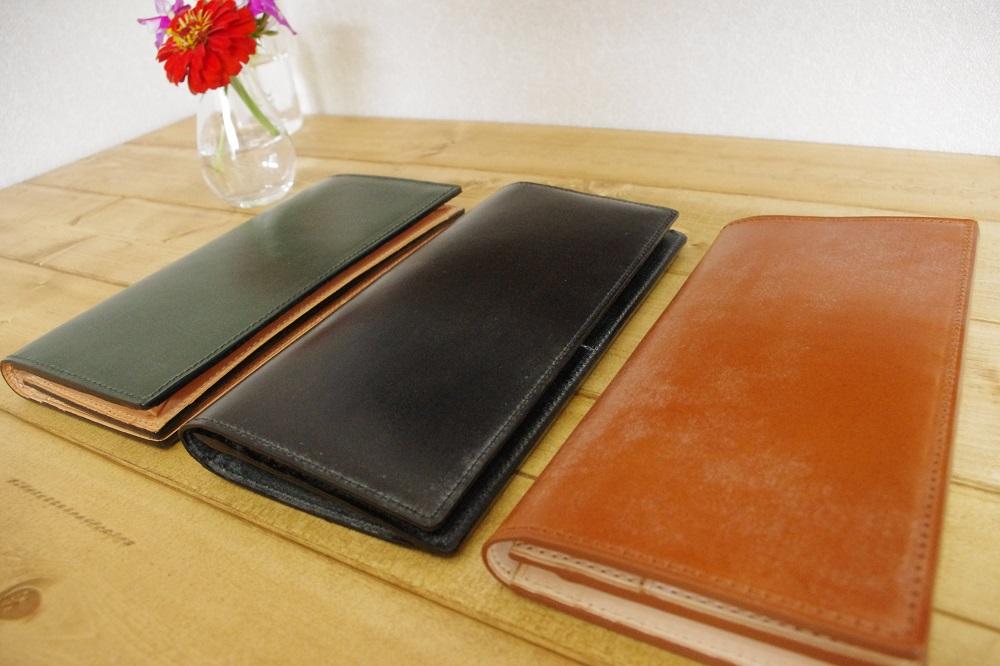 そろそろ買い替え時期では?かわいい二つ折りの長財布紹介します!のサムネイル画像