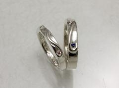 特別な日にプレゼント!【指輪】デザインが可愛いペアリングのサムネイル画像