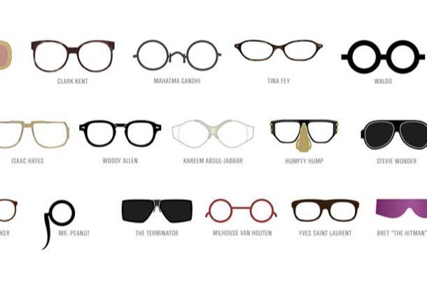 42ca79c03df045 貴方はどんなメガネの形がお好きですか?手軽にイメージチェンジ