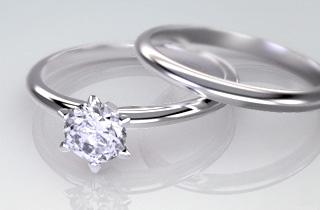 【貴方は知ってる?】婚約指輪と結婚指輪の違いを調べました!のサムネイル画像