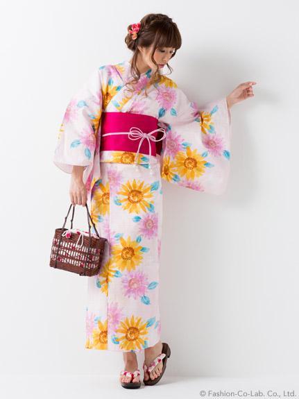 これができれば女度アップ♪1人でもできるかわいい浴衣の着付け方法のサムネイル画像