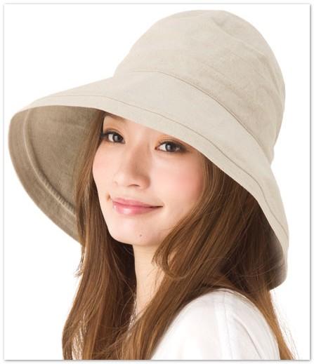 紫外線をカットする帽子って何?ふつうの帽子ではだめなの??のサムネイル画像