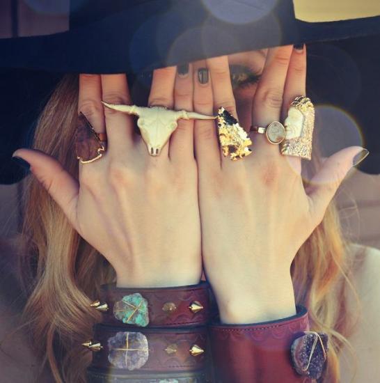 世界にひとつだけ!簡単ハンドメイドで自分だけのオリジナル指輪!のサムネイル画像