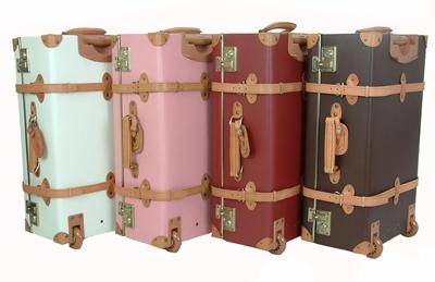 旅行をオシャレに!荷物もたくさん運べる!キャリートランクまとめ!のサムネイル画像