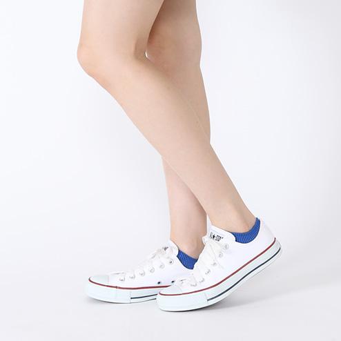 足元のオシャレに!スポーツでも便利!くるぶし丈靴下のご紹介です!のサムネイル画像