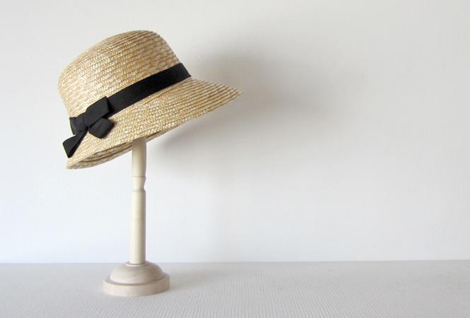 帽子の収納だけじゃない!インテリアとしても使える、帽子スタンド!のサムネイル画像