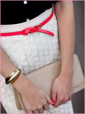 【女性版】覚えておきたい!お洒落なベルトの締め方&コーデ紹介★のサムネイル画像